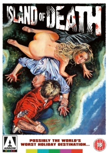island of death arrow cover