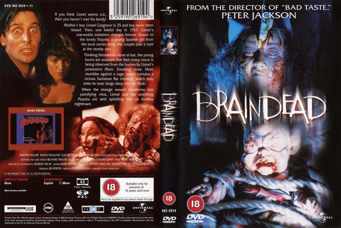 Braindead cover