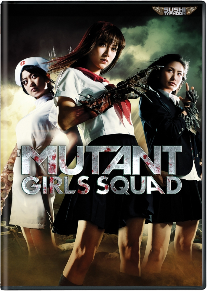 mutant girls squad cover