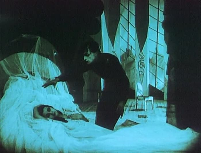 cabinet of dr.caligari