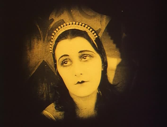 The Cabinet Of Dr Caligari Blu Ray on