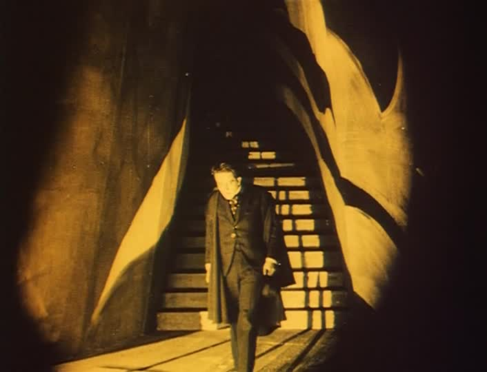 an analysis of the movie the cabinet of dr caligari directed by robert weine 1-16 of 249 results for the cabinet of dr caligari click try in your search results to watch thousands of movies and tv shows at no additional cost with an amazon prime membership showing selected results.
