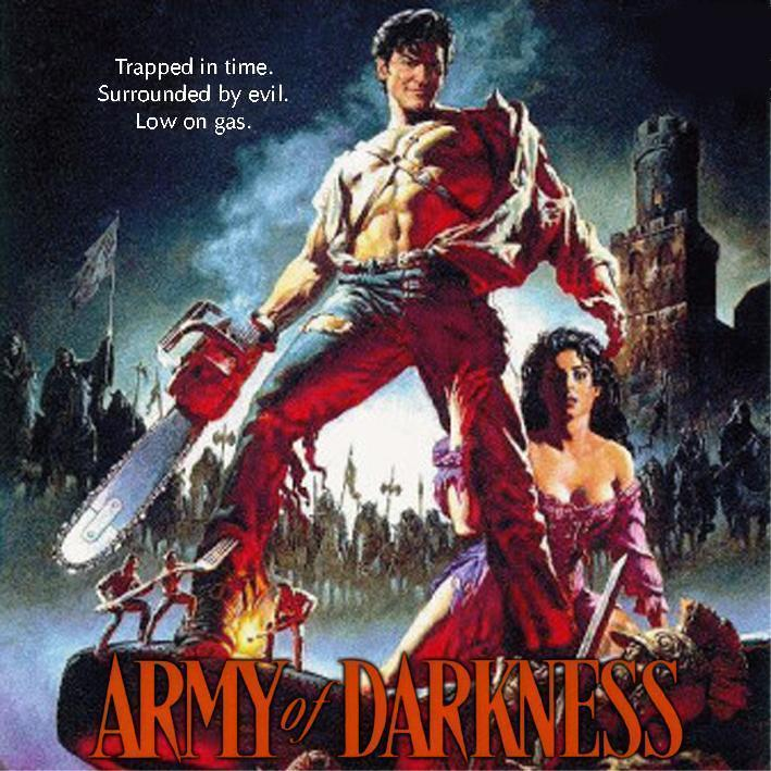 Army Of Darkness Movie Trailer, Reviews and More | TV Guide
