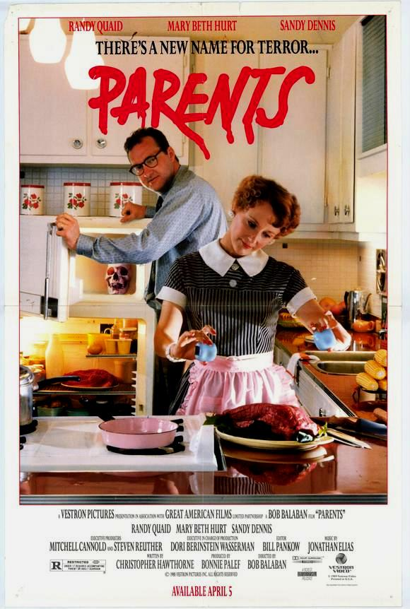 Parents (Bob Balaban, EEUU, 1989)---`poster000