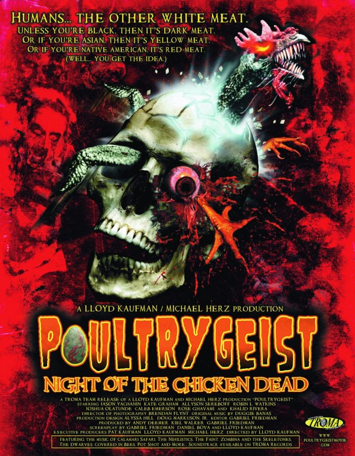 poultrygeist poster