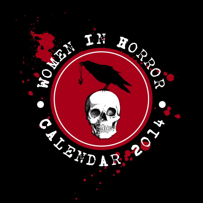 Women In Horror logo PDF