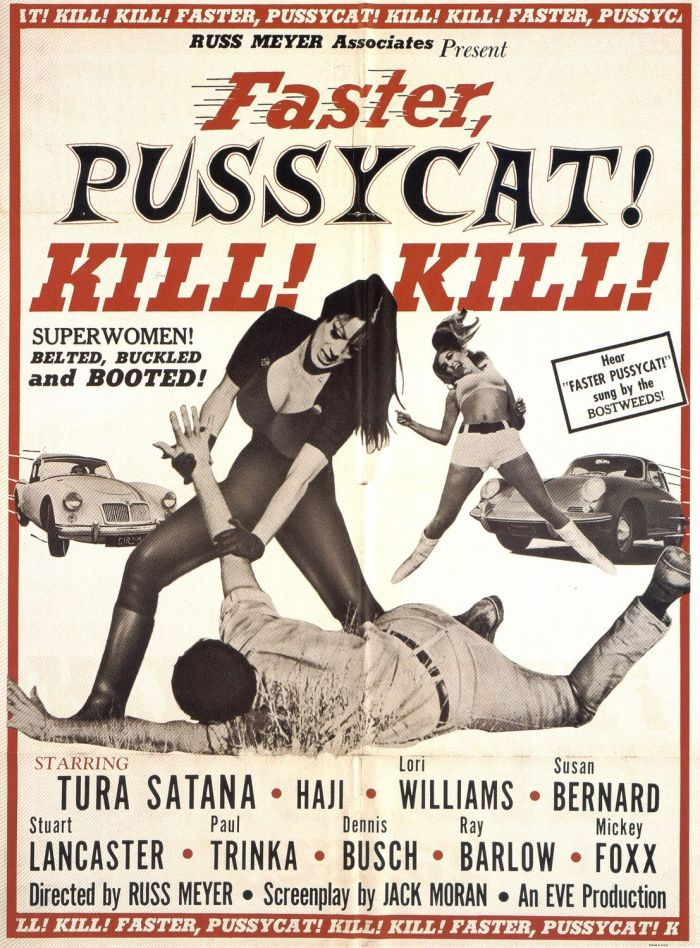 faster_pussycat poster