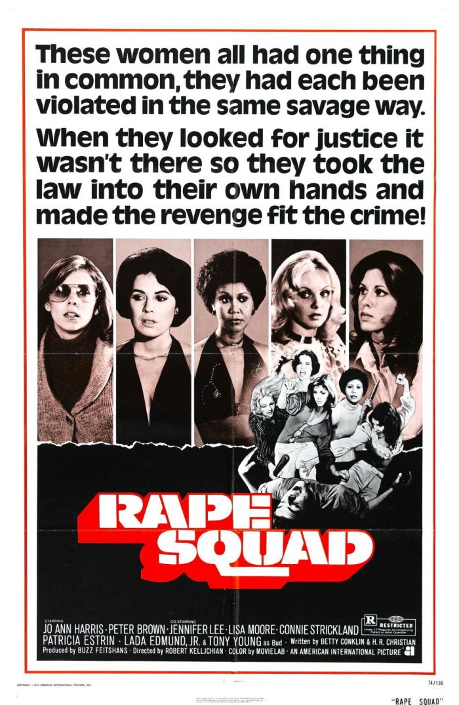 rape squad poster