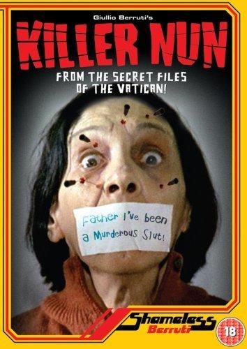killer nun cover