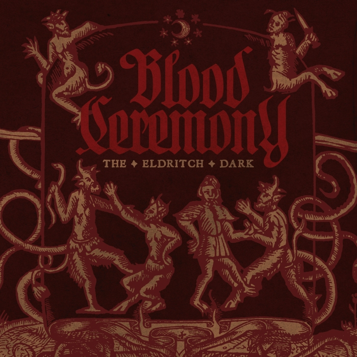 Blood Ceremony The Eldritch Dark 2013 Album Review
