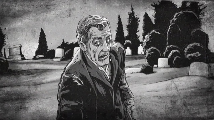 Birth of the Living Dead Night of the Living Dead cartoon animation