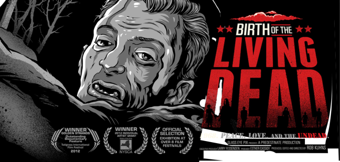 birth of the living dead poster artist Gary Pullin