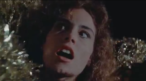 slasher film cheerleader camp 1988 still from review