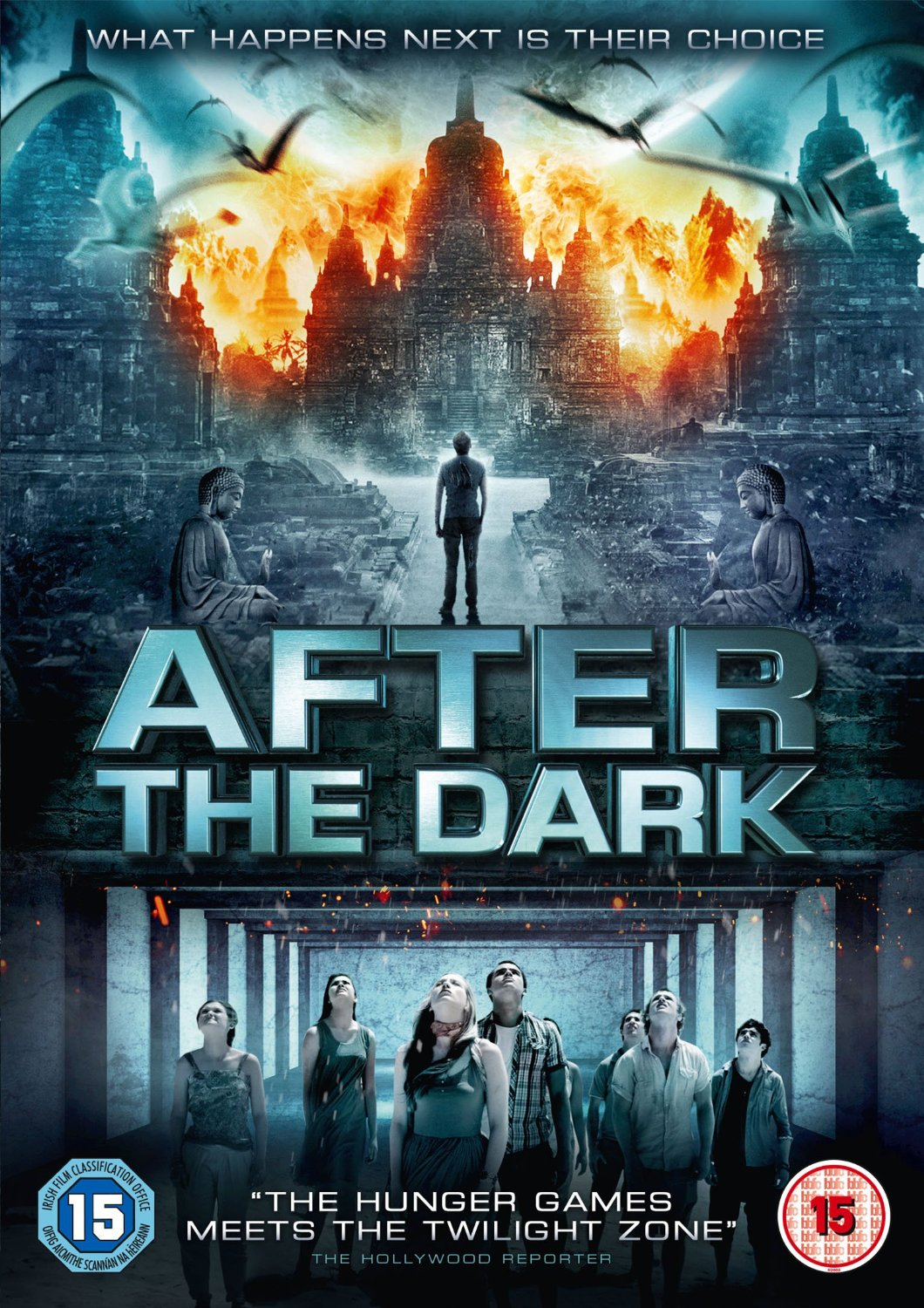 James Simpson Reviews After the Dark (2014) (UK DVD Review ...