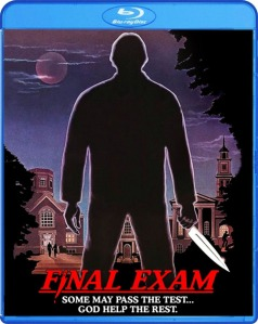 final exam blu ray cover