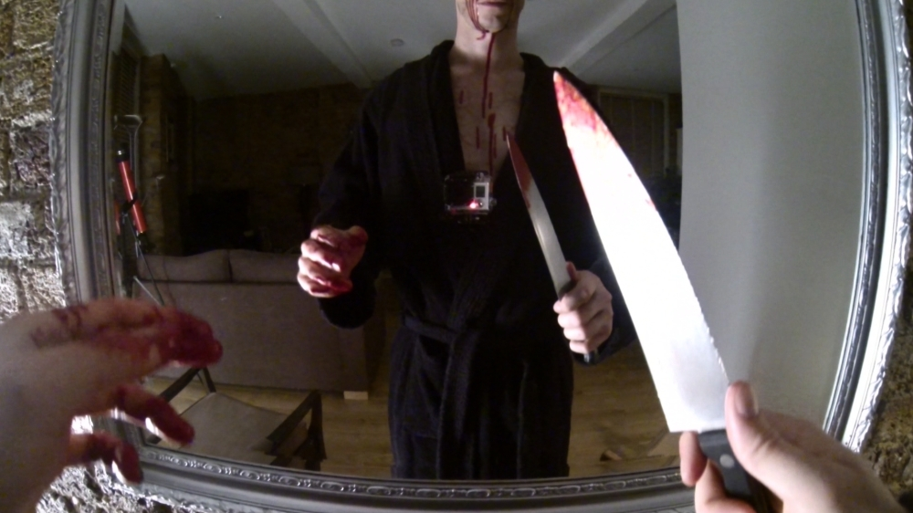 The Mirror horror film (2014)