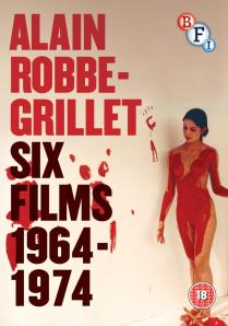 robbe grillet BFI boxset