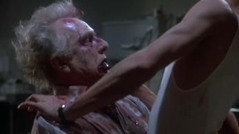 Re-Animator (1985) zombie fun