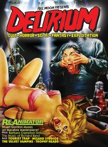Delirium magazine issue 1