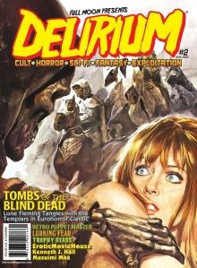 Delirium magazine issue 2