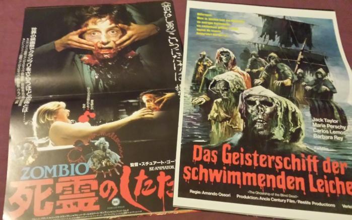 delirium magazine posters