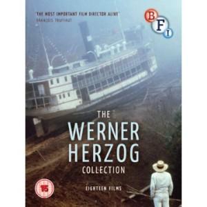 The Werner Herzog Collection BFI