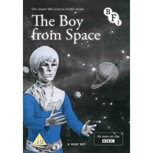 boy from space cover