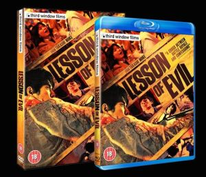 lesson of evil uk bluray and dvd covers