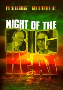 night of the big heat uk blu ray cover