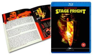 stagefright limited edition blu