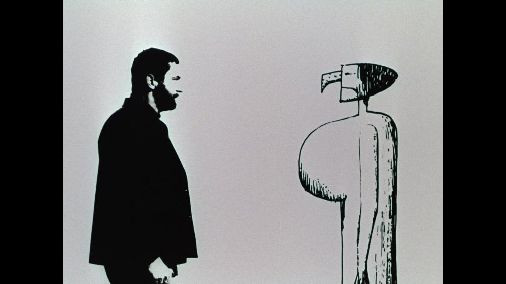 kooky animation Theatre of Mr & Mrs Kabal (1967)