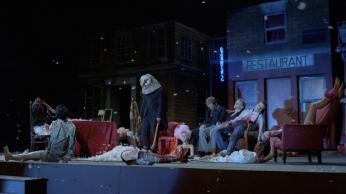 Stage Fright (1987) UK Blu-ray