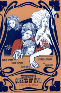 queens of evil poster