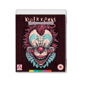 killer klowns blu ray standard