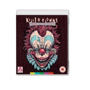 killer klowns blu ray standard
