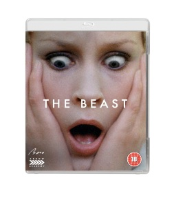 The Beast UK bluray cover