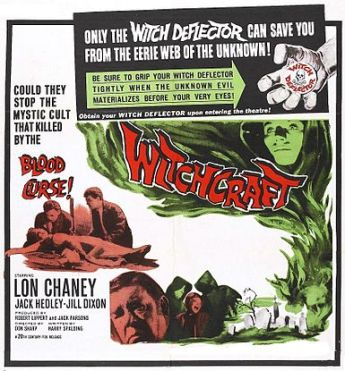 witchcraft main poster