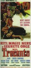 black magic rites poster