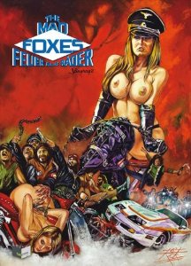 mad foxes cover